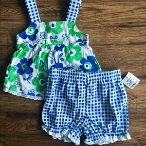 🌈3 for $13/ 3-6 months summer outfit